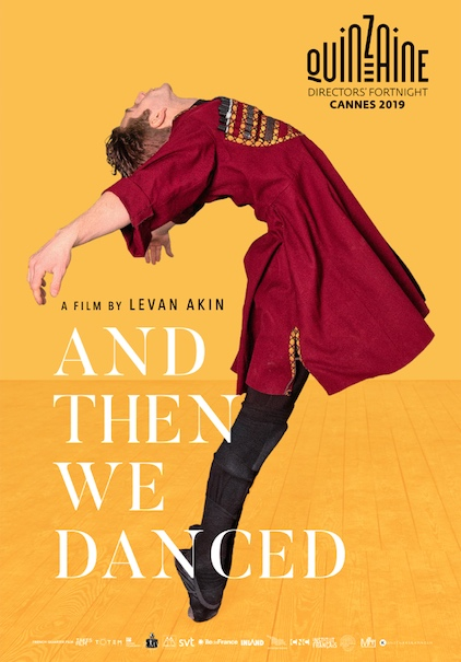 And Then We Danced - feature fiction by Levan Akin