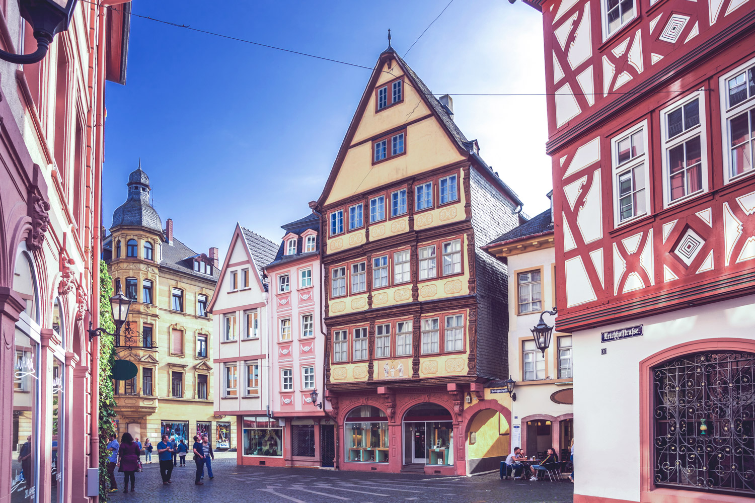 CICON17 - THIRD CRI-CIMT-EATI-AACR INTERNATIONAL CANCER IMMUNOTHERAPY CONFERENCE: TRANSLATING SCIENCE INTO SURVIVALSept. 6-9, 2017 • Mainz, Germany Program | Abstracts