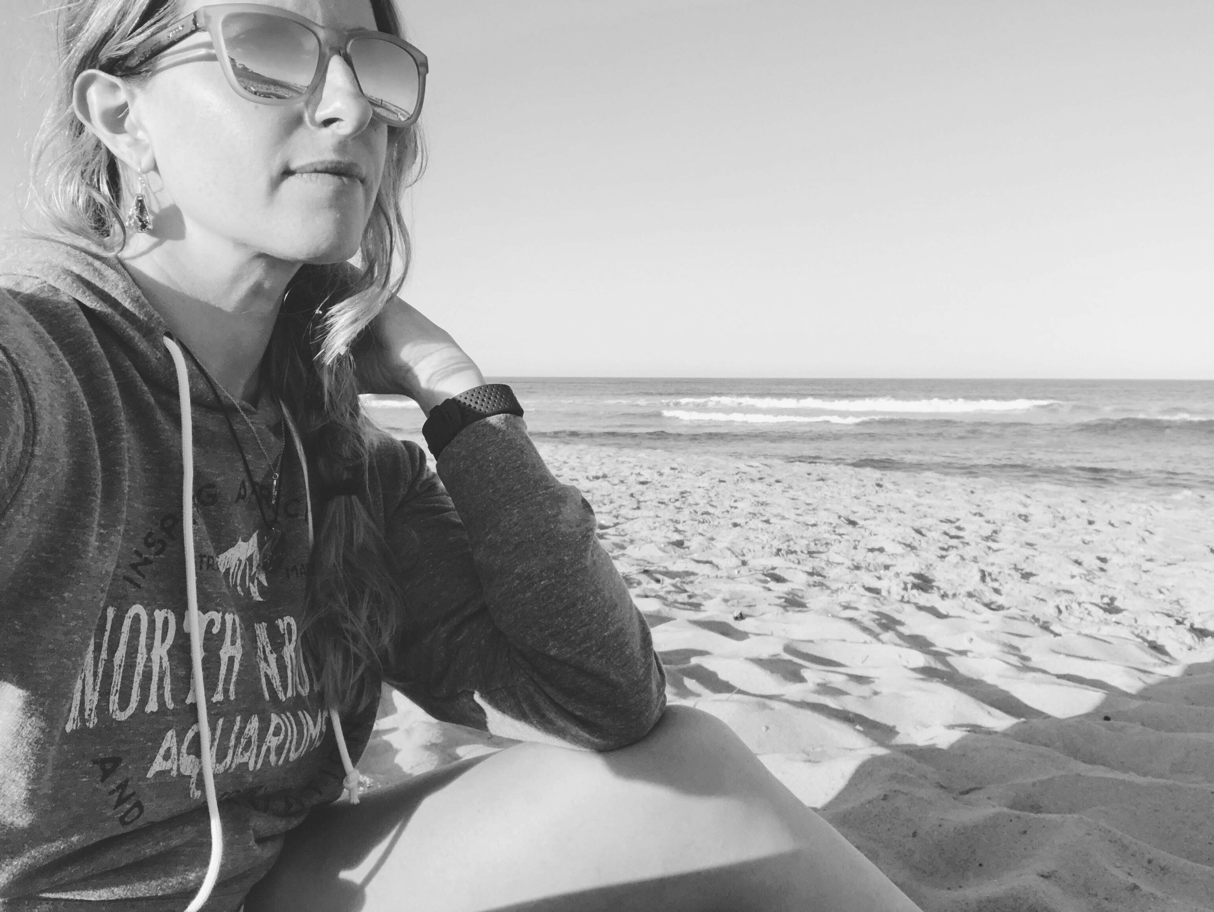 About - Beach living + remote work is my happy place. I currently lead and manage UX research and content teams for a tech company, and run my own UX consulting business.