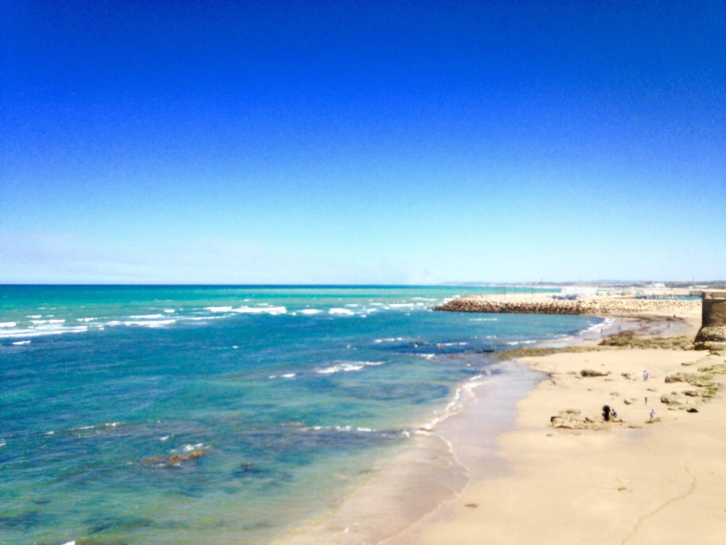 Beaches of Asilah