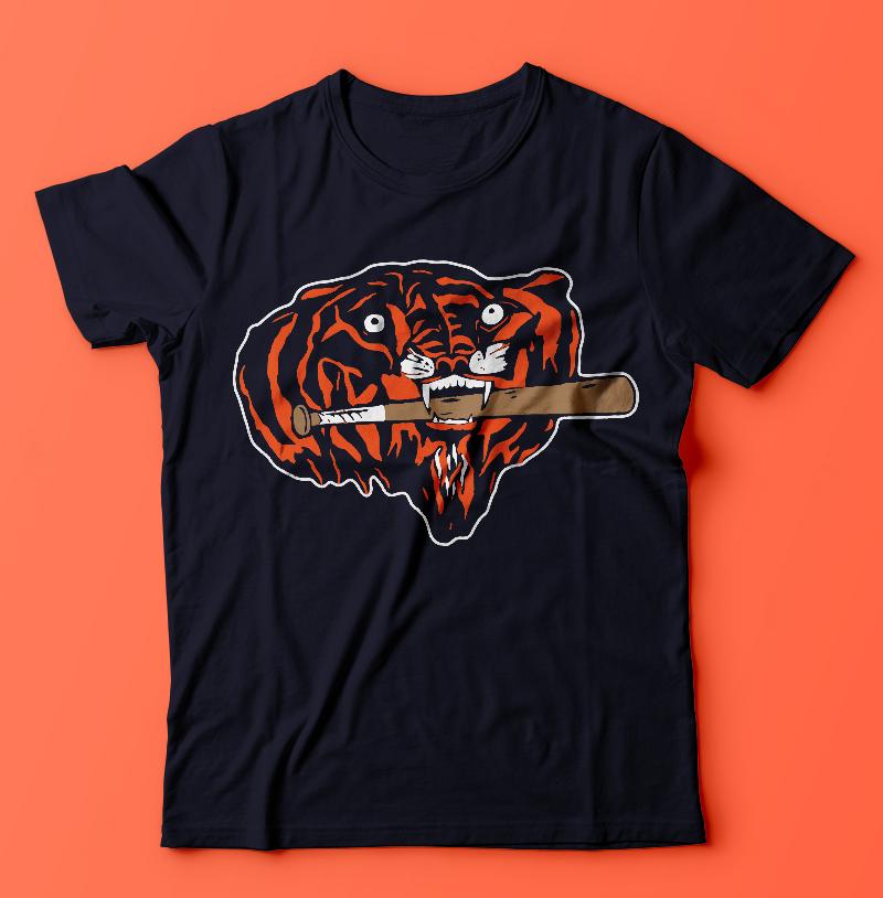 Derpy Tiger