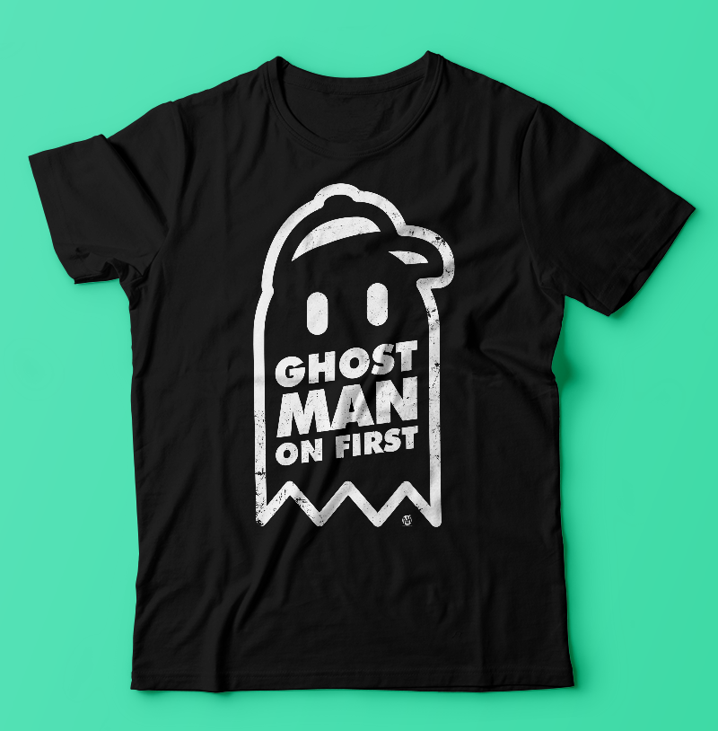 Ghost Man on First
