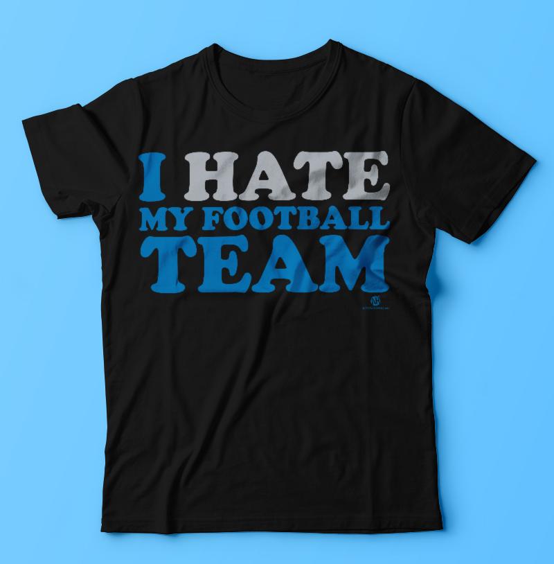 I Hate My Football Team