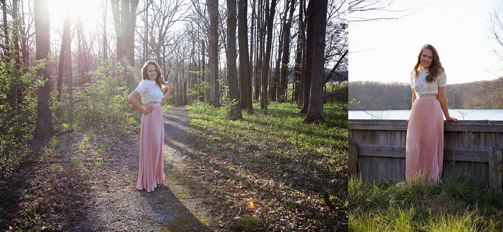 Bloomington IL Senior Photographer