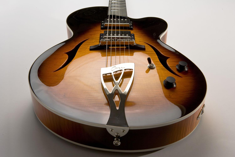 J3 Hollow Case guitar