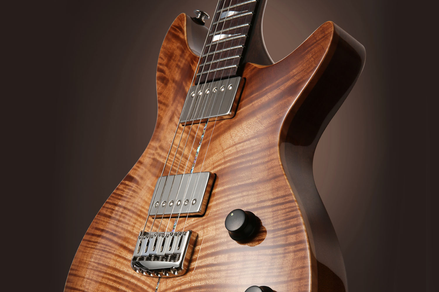 Case Guitars J1 double cut