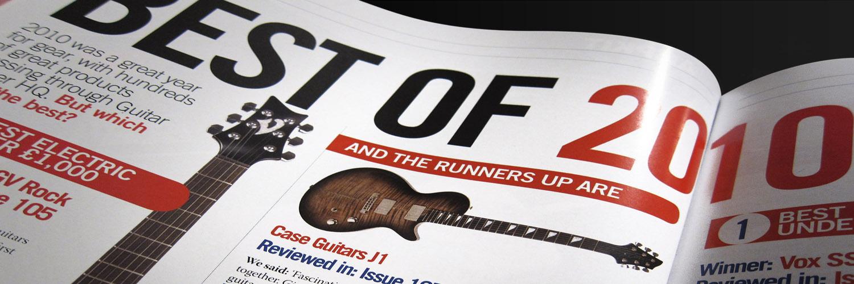 Case J1 Best Gear Guitar Buyer Magazine