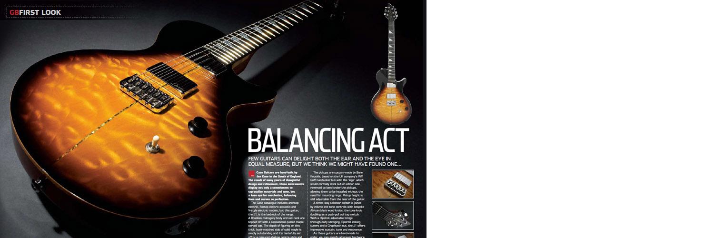 Case J1 single cut Guitar Buyer feature