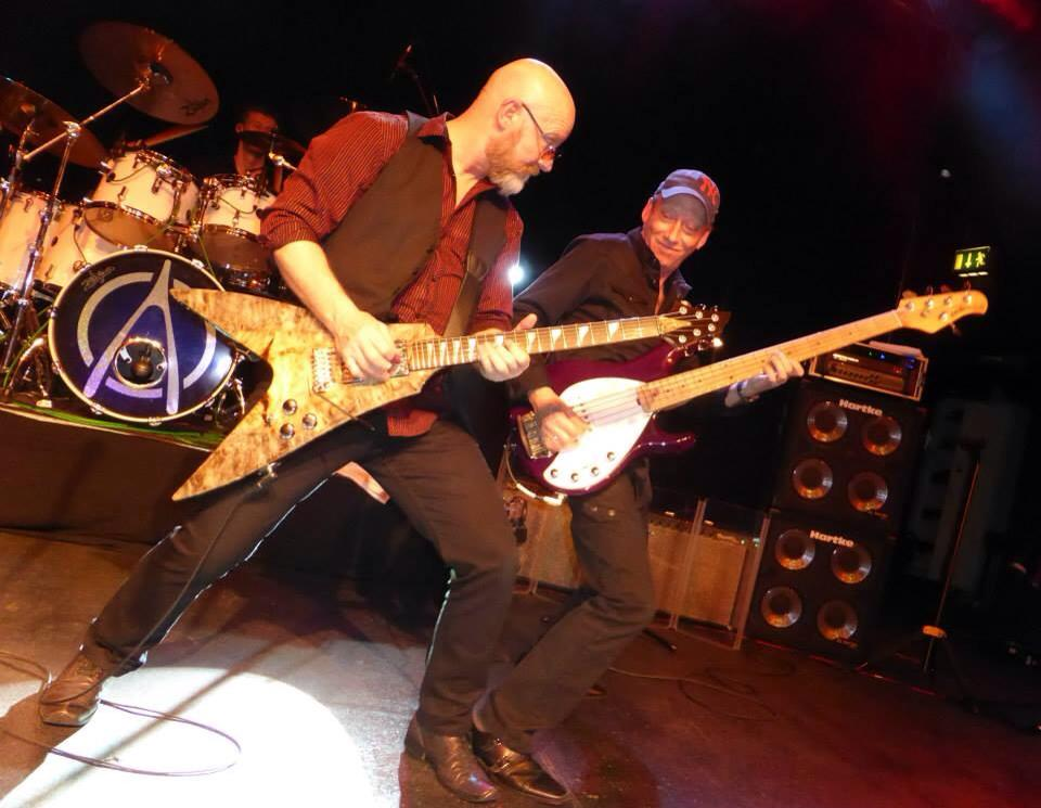 Andy Powell - Wishbone Ash - Andy Powell is best known as a founding member of Wishbone Ash. Alongside Wishbone Ash's other twin lead guitarist, Ted Turner, the pair were acknowledged as