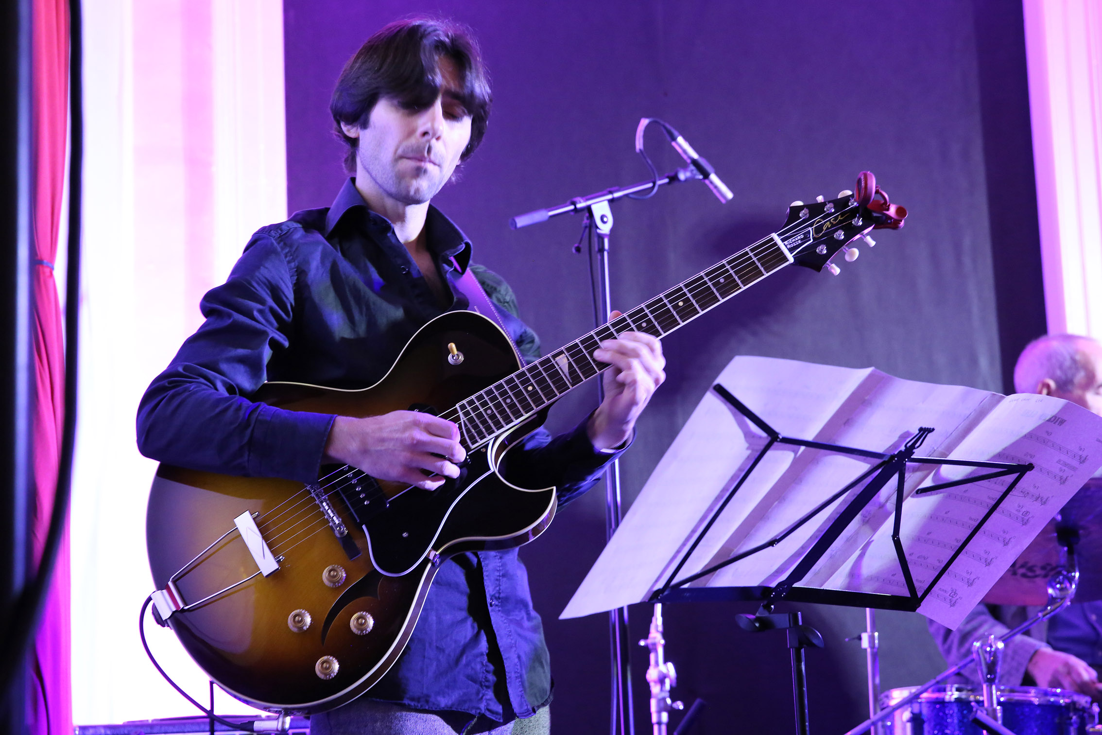 """Richard Rozze - Richard Rozze is an artist who has successfully forged a unique approach to his playing and compositions. He glides effortlessly through multi-genre worlds, his solos flawlessly committed to his surroundings."""" (Paul Booth – saxophonist with the Steve Winwood Band)"""