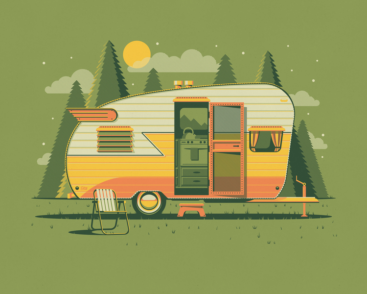 DKNG Explorers Club Camper