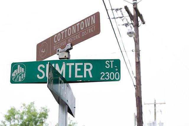 Overcast rest days #cottontown