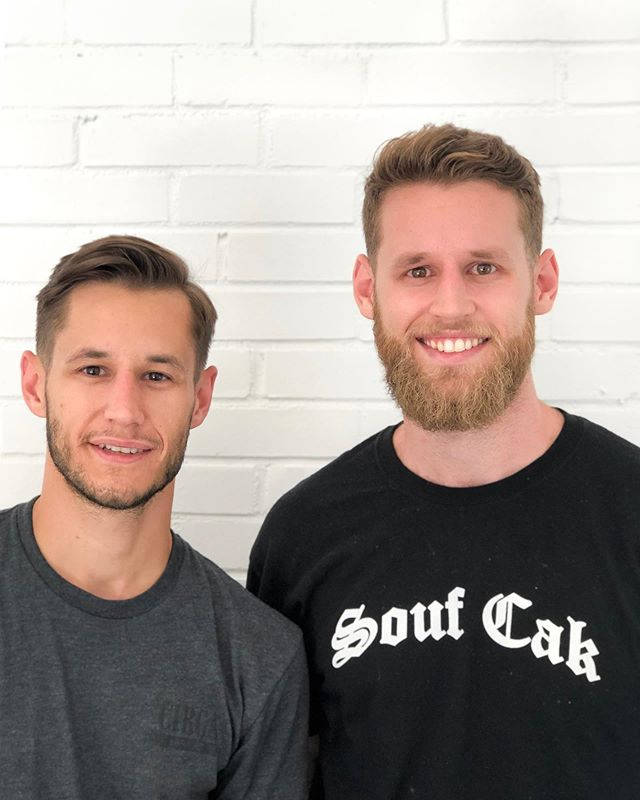 We're so proud of these two guys. Jeffrey and Joseph are the driving force behind our Greenville, SC shop. Their leadership and compassion for others is a constant reminder of why we do what we do. We're so thankful they are apart of our team. We would not be able to service the upstate without them.  Check them out next time you need a cut!