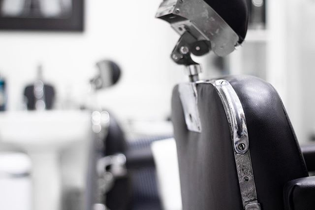 Saturday's at the barbershop