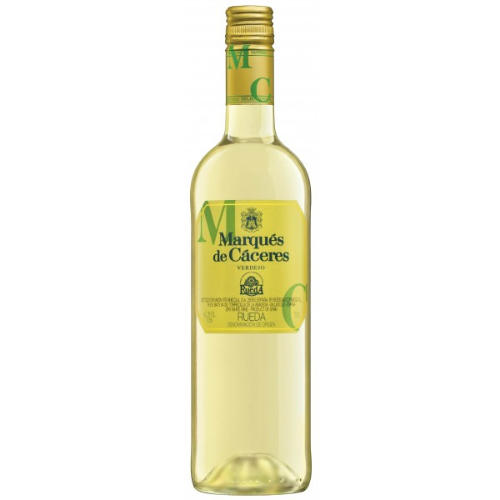 Marques de Caceres Verdejo is one of my all-time favorite everyday wines, and one that is often in my fridge. It's light and crisp, but not too dry, and just super easy drinking.Usually priced around $10.
