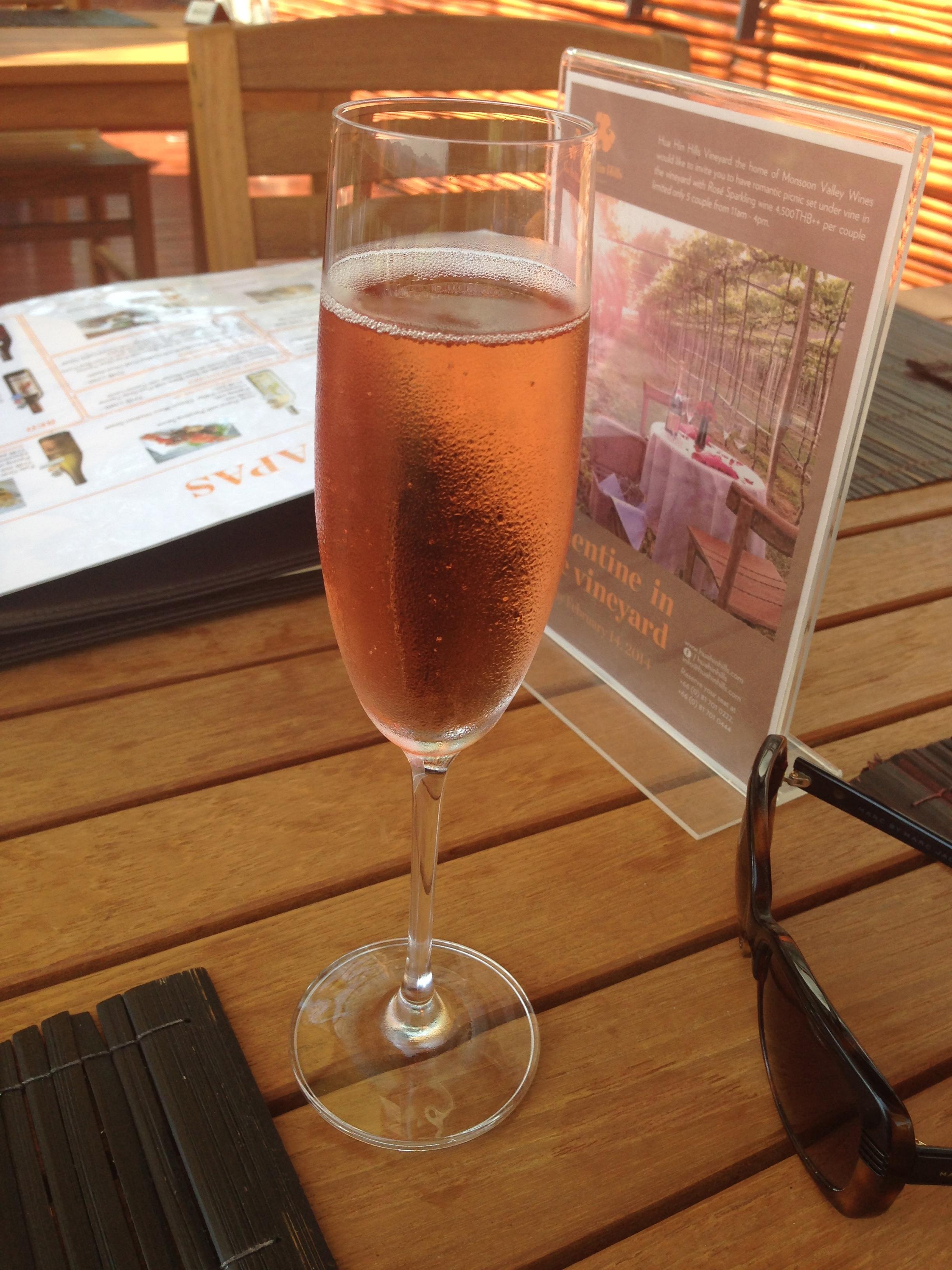 Yummy bubbles   Hua Hin, Thailand   February 2014