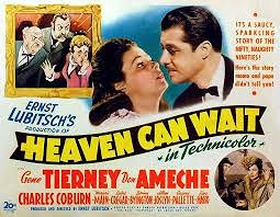 Heaven Can Wait (1943)--no connection to any of the other films.
