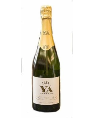 What drew me to this particular Cava was the slight taste of lemon on the finish: I had never experienced that before in a sparkling wine. Very different and unexpected, and perfect for summer.