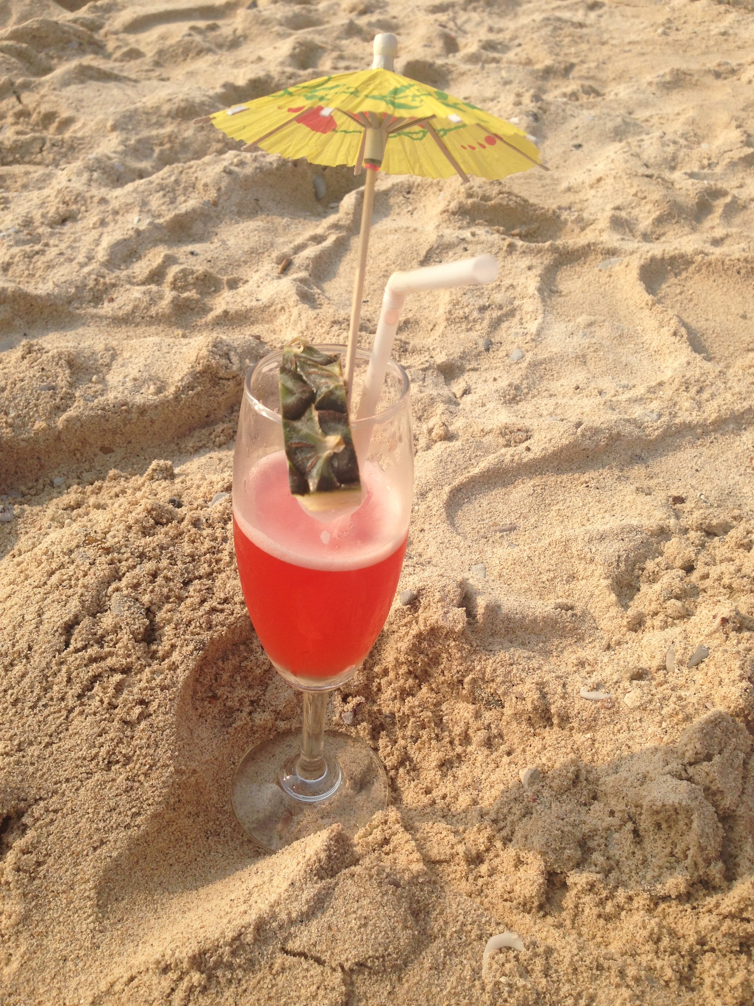 Beach drinking. How I spent all my weekends, and survived the upcoming week of teaching small children.