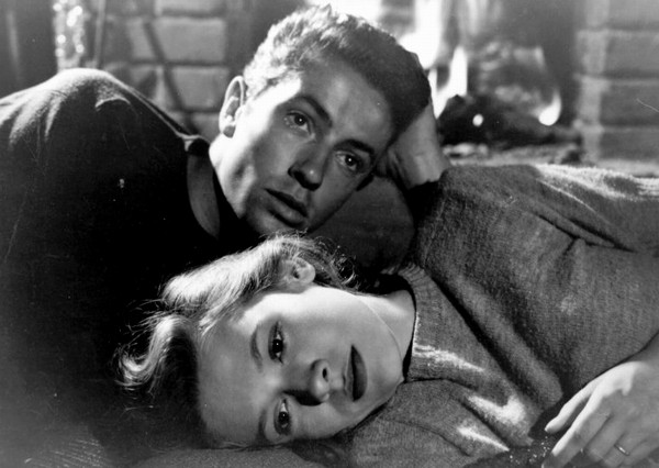 """Farley Granger: """"At least we have each other."""""""