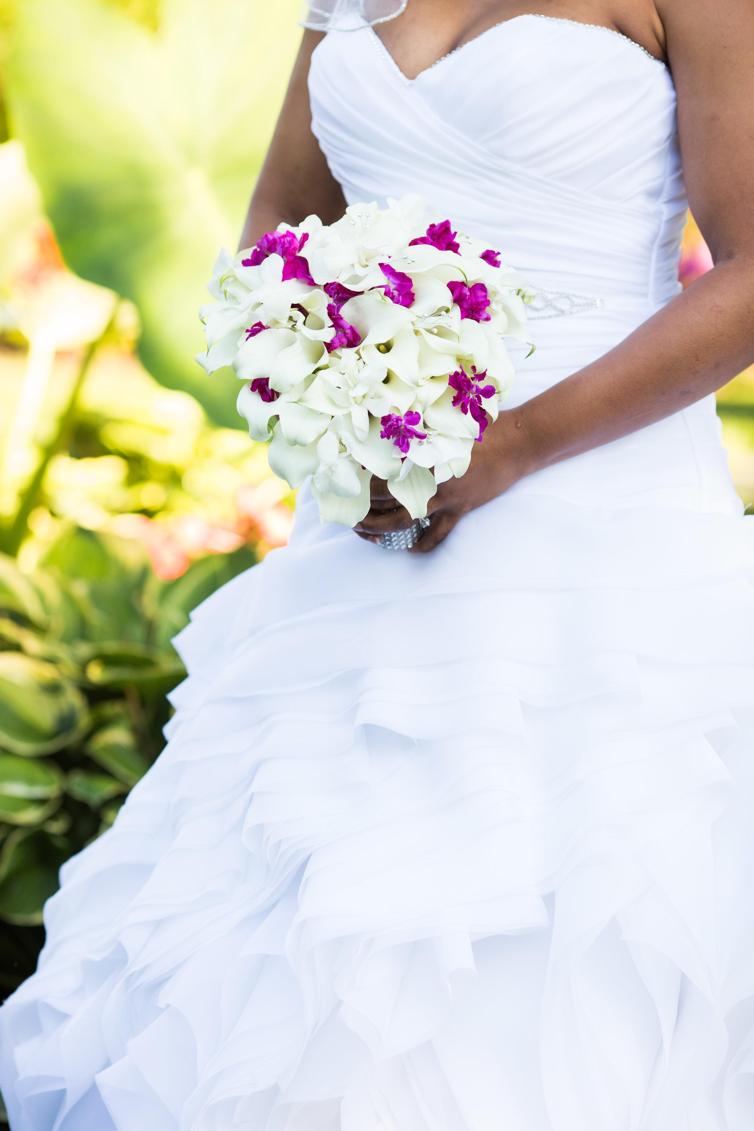 V & J Wedding
