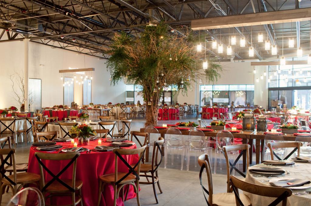 Byron Center, MI Tanger Outlet Event with Modern Design