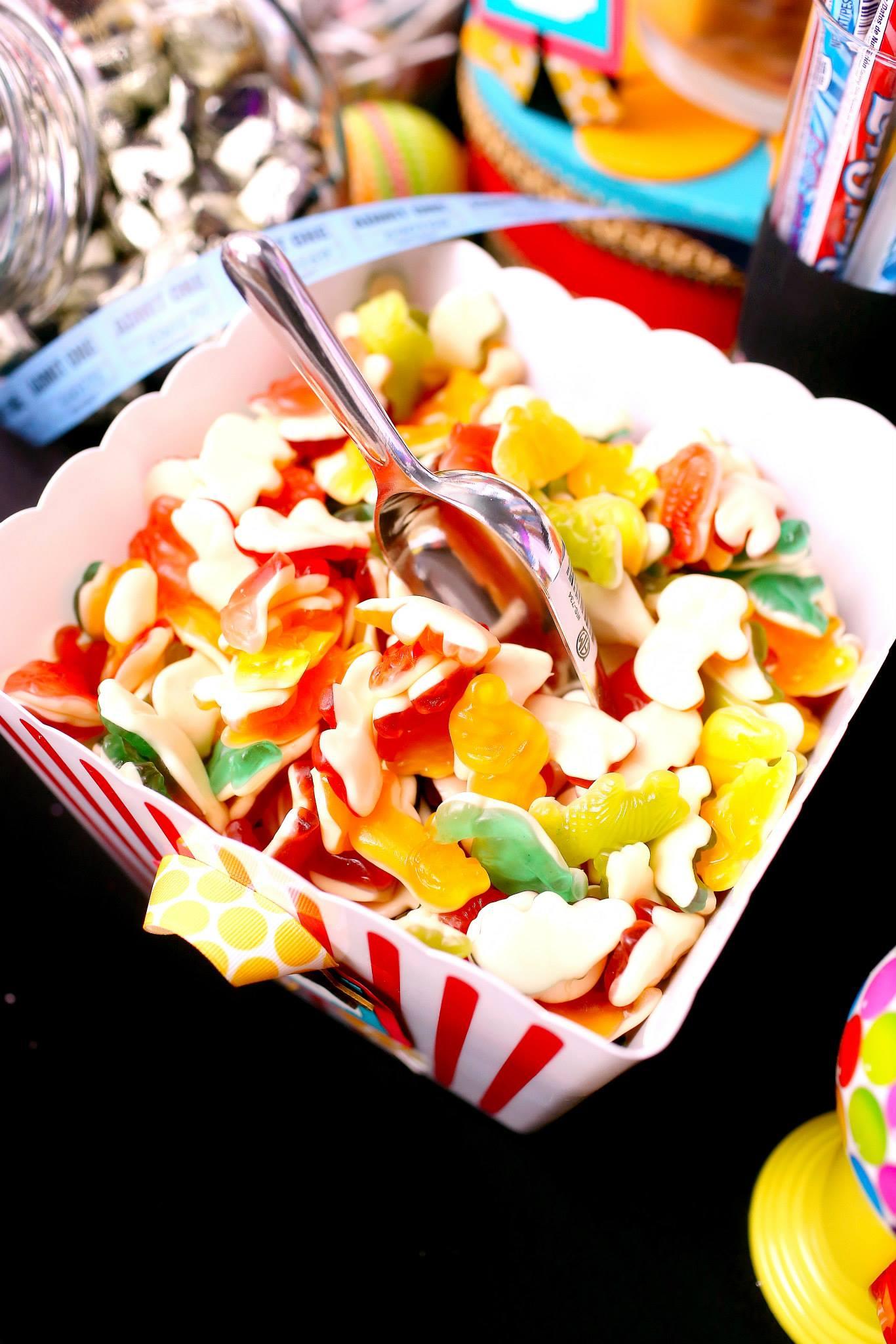 Grand Rapids, Michigan Event Candy Inspiration