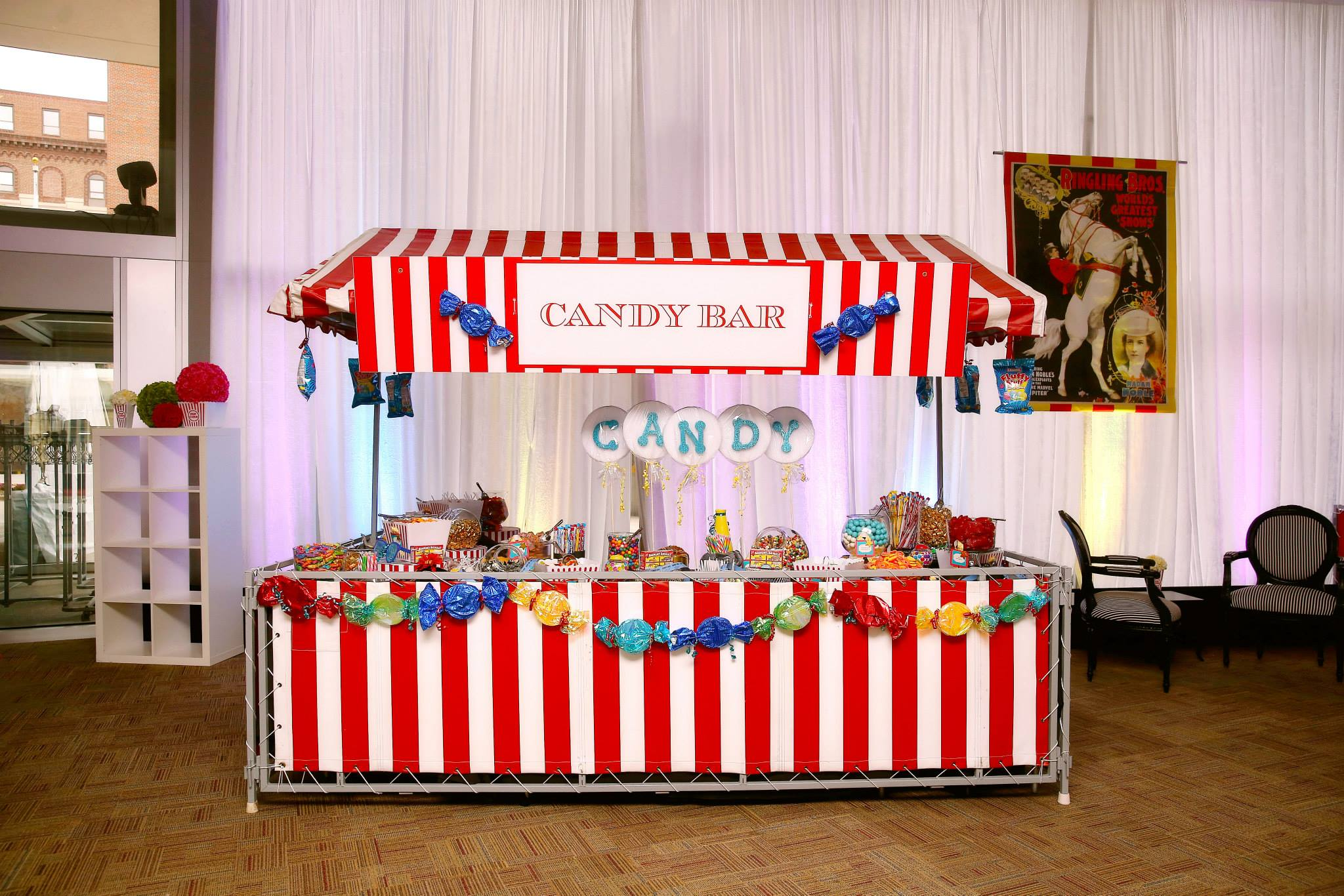 Grand Rapids, Michigan Event Circus Tent