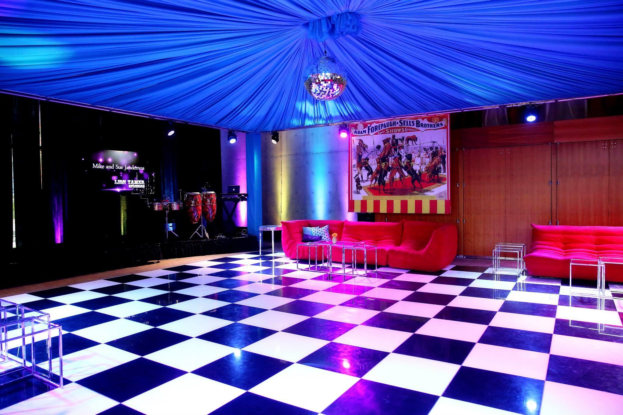 Grand Rapids Circus Event Indoor Tent
