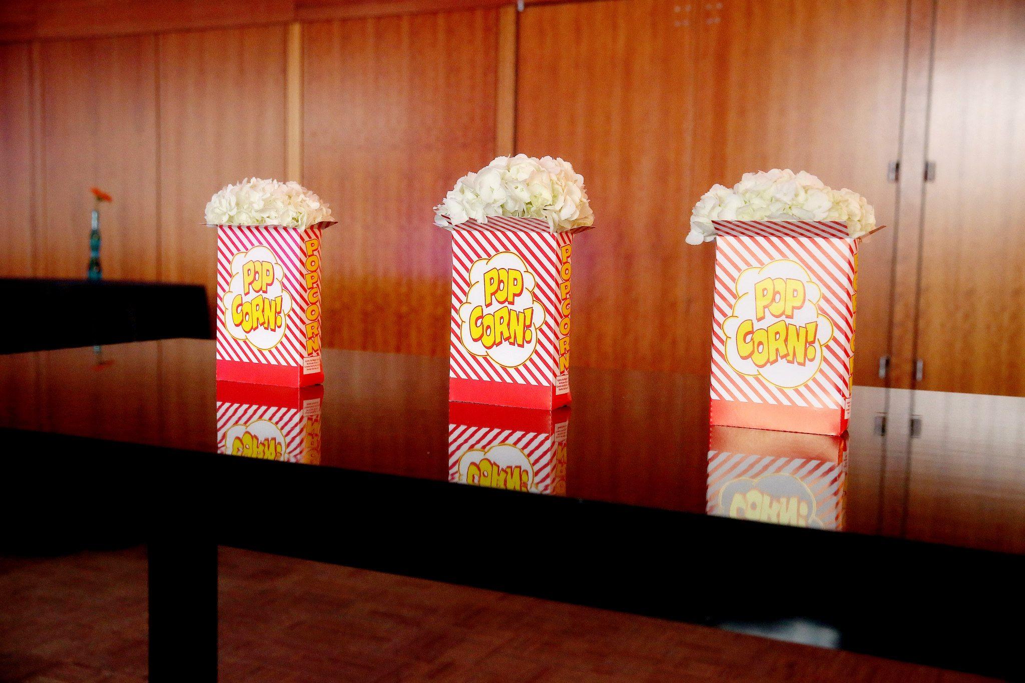 Grand Rapids, Michigan Move Popcorn