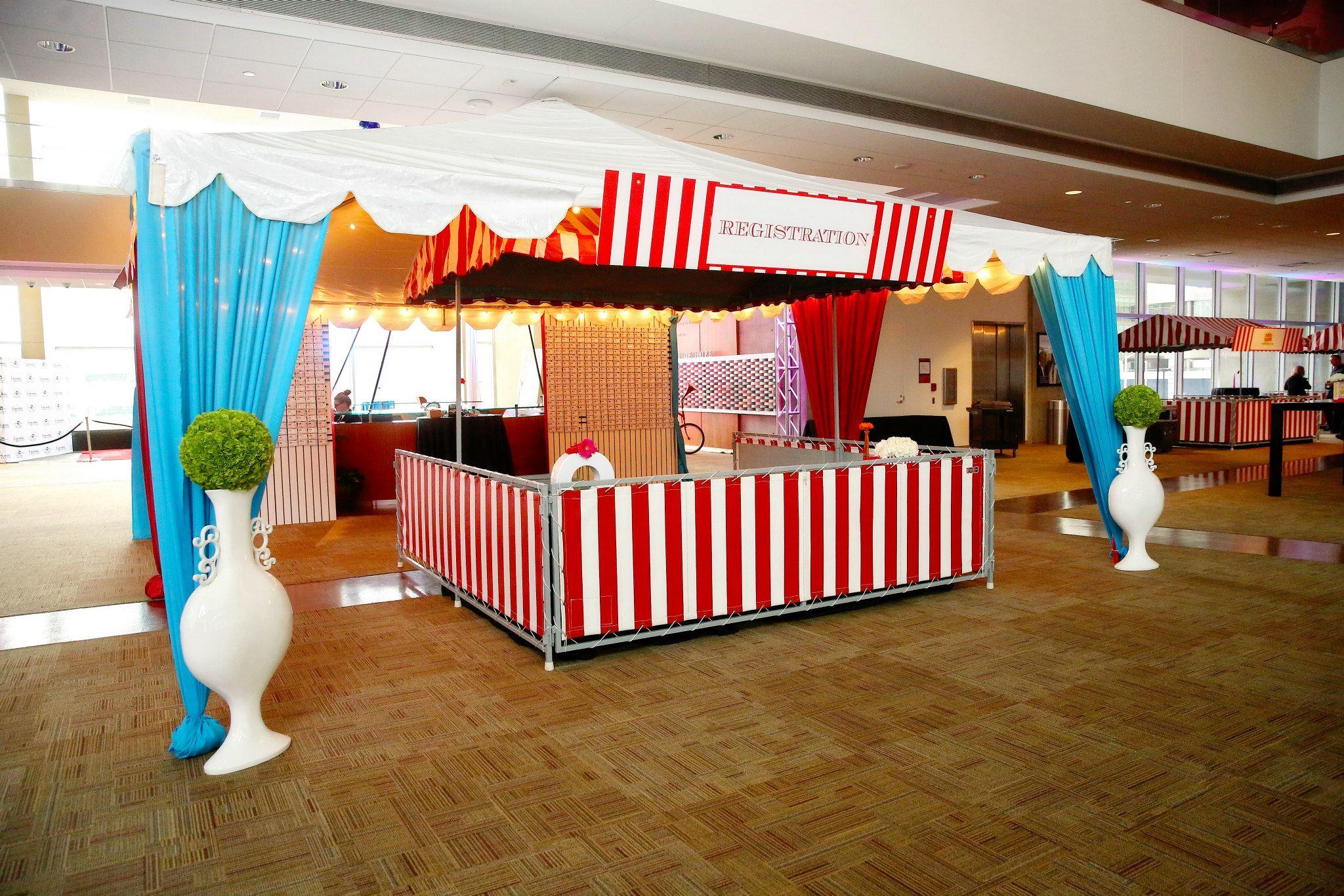 Grand Rapids, Michigan VAI Circus Theme