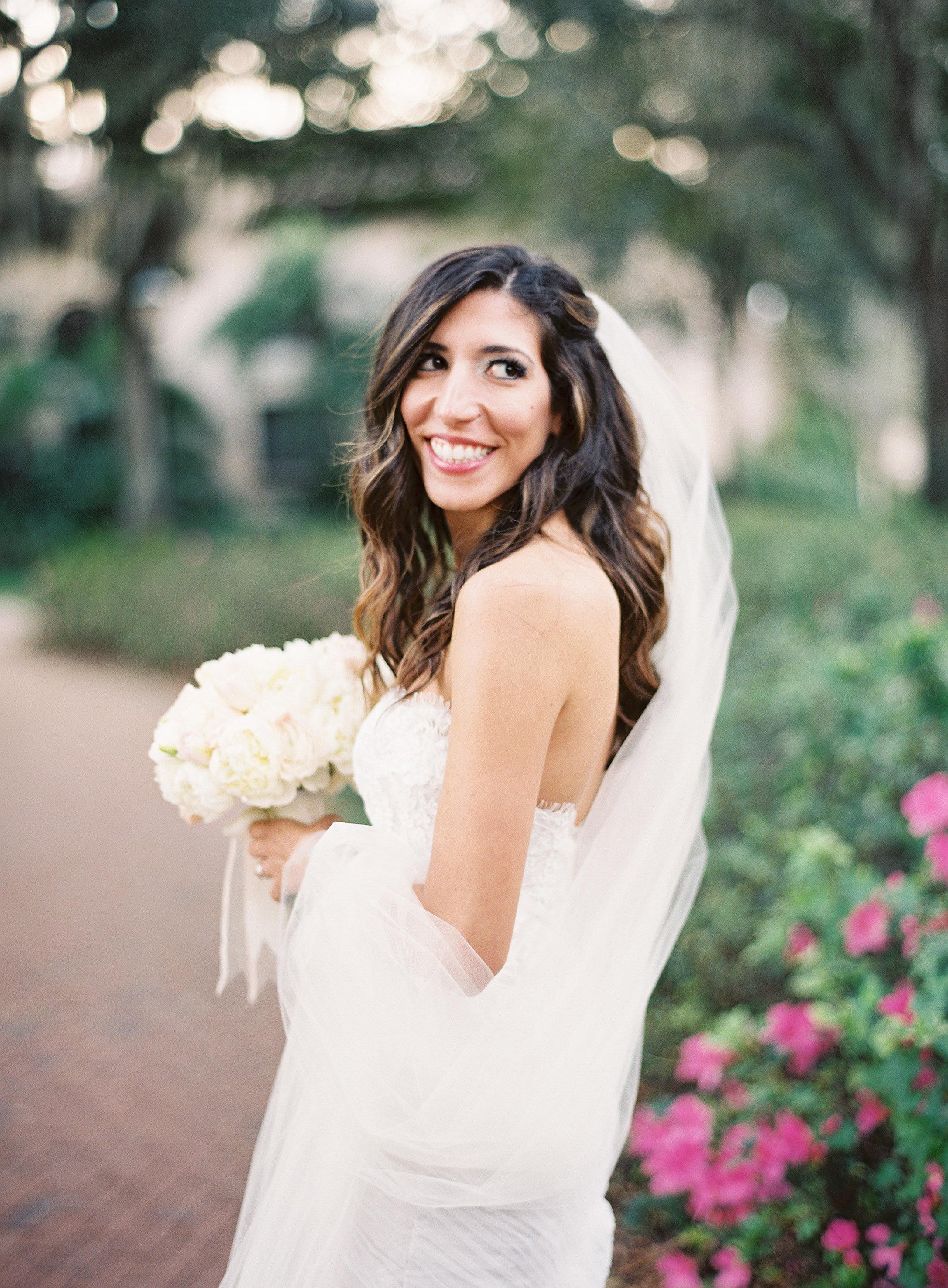 Orlando, Florida Wedding Bridal Portraits