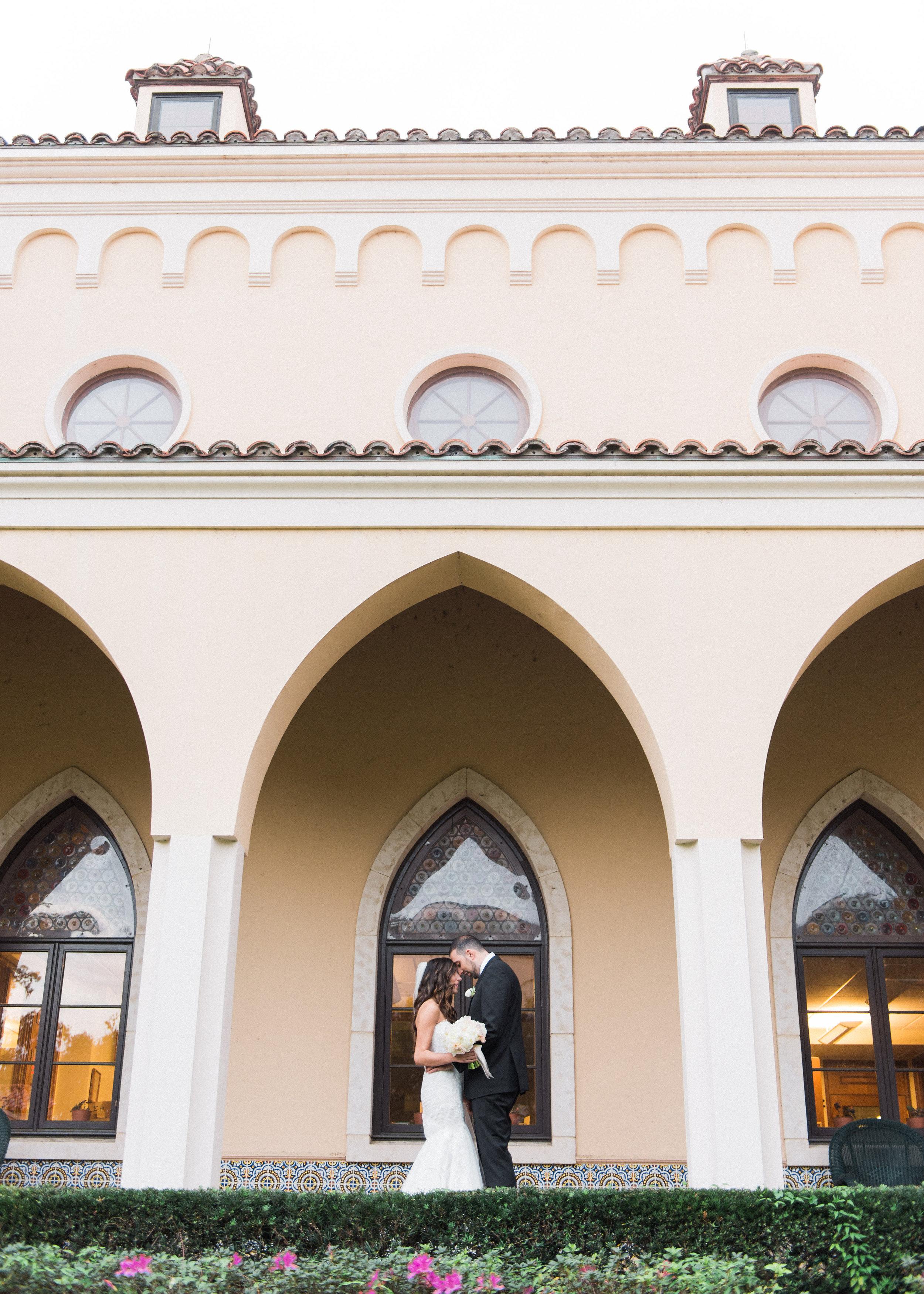 Southern Wedding at Beautiful Venue in Orlando, Florida