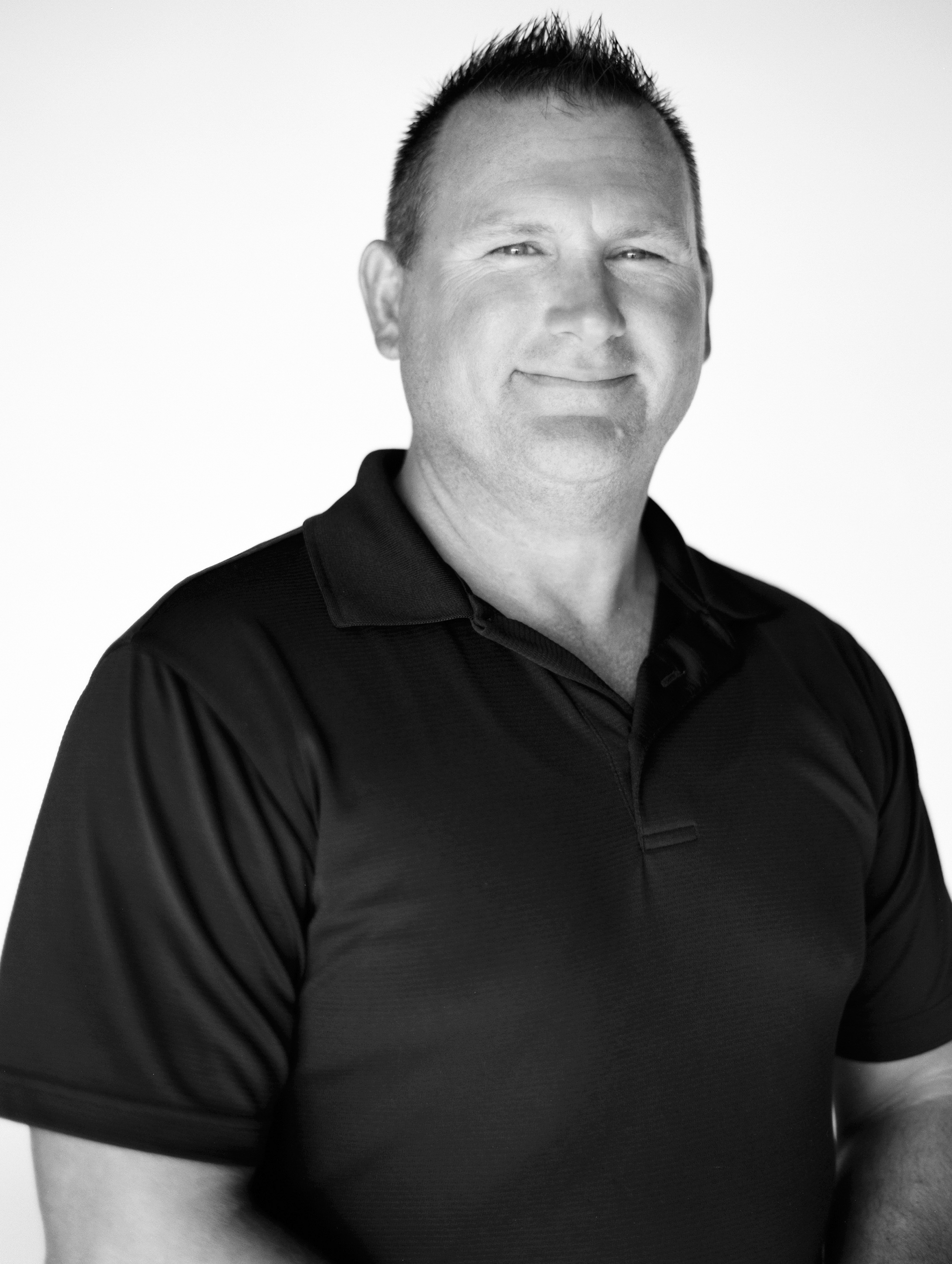 Warehouse Manager &Logistics Coordinator   Mike Page