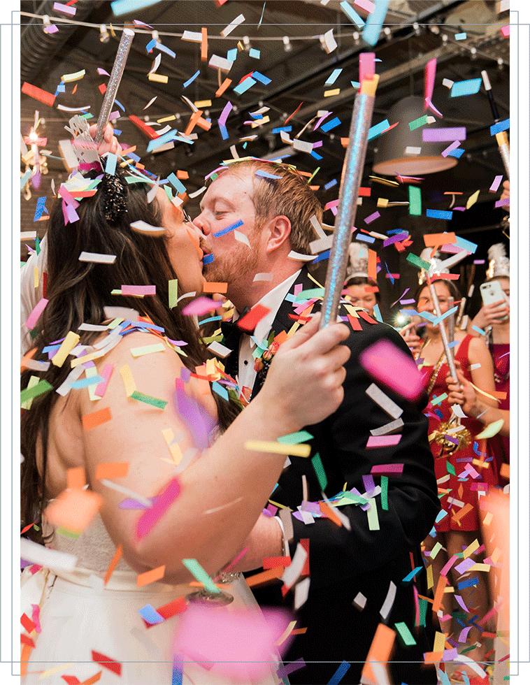 Brittany & Craig - New Year Nuptials