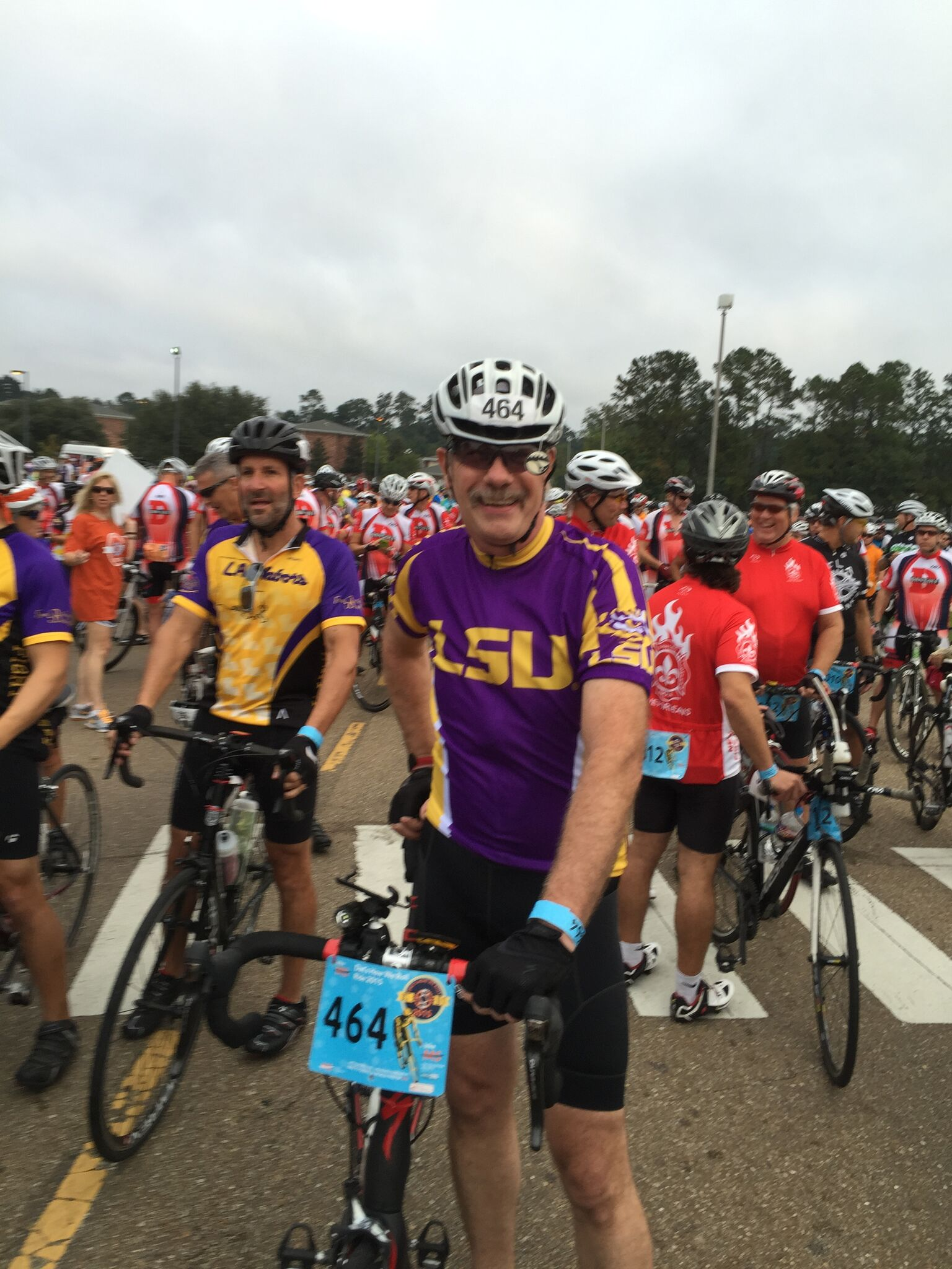 Ric is an enthusiastic road bicyclist and is our liaison with the the Baton Rouge Bike Club, who put on road bicycling events such as group rides, educational events and their annual Century ride in St Francisville. Like most of us, Ric is new to the Bike BR Board.