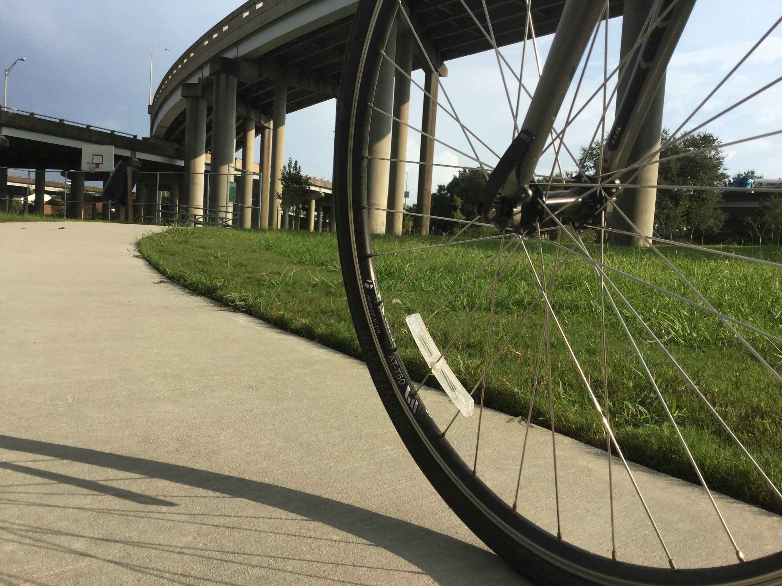 South Boulevard Bike Trail / Downtown Greenway