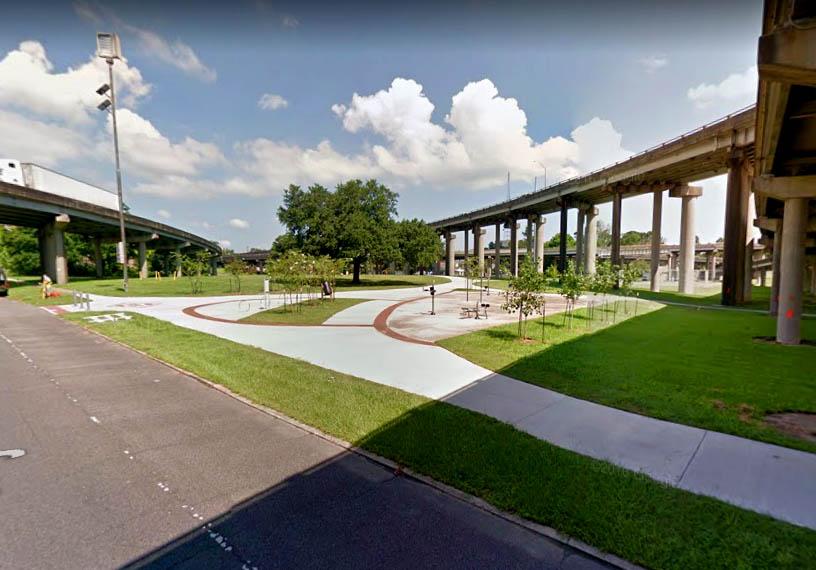 Expressway Park. Image: Google Maps.