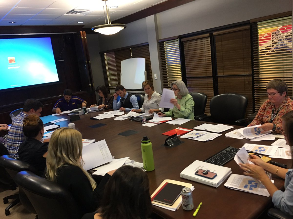 Complete Streets Advisory Council meeting. Image from AARP.