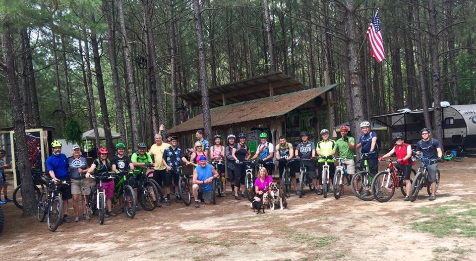 If you like trail riding, check out BRAMBA.