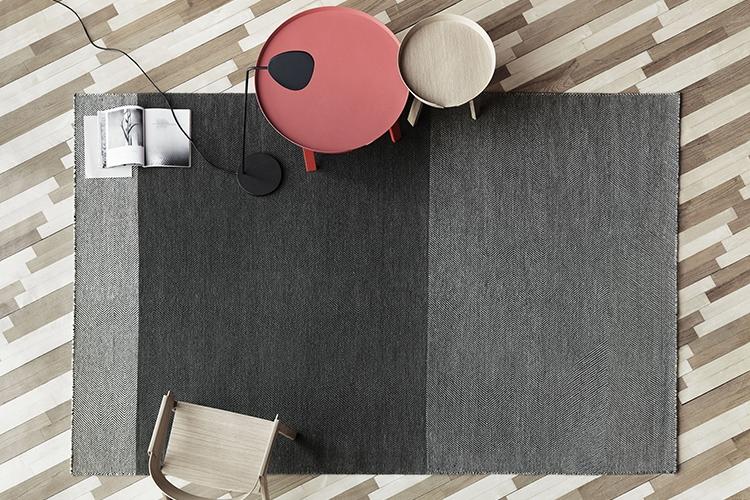 Muuto varjo tapijt