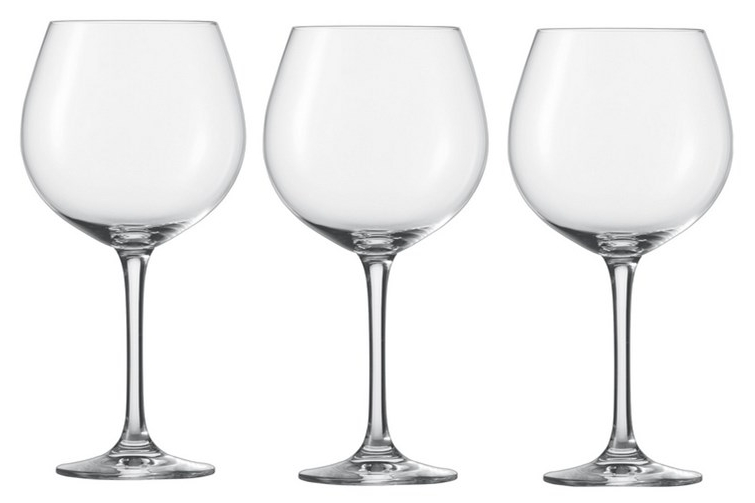 Schott Zwiesel 6 gin tonic glazen € 30,- ipv € 63,-