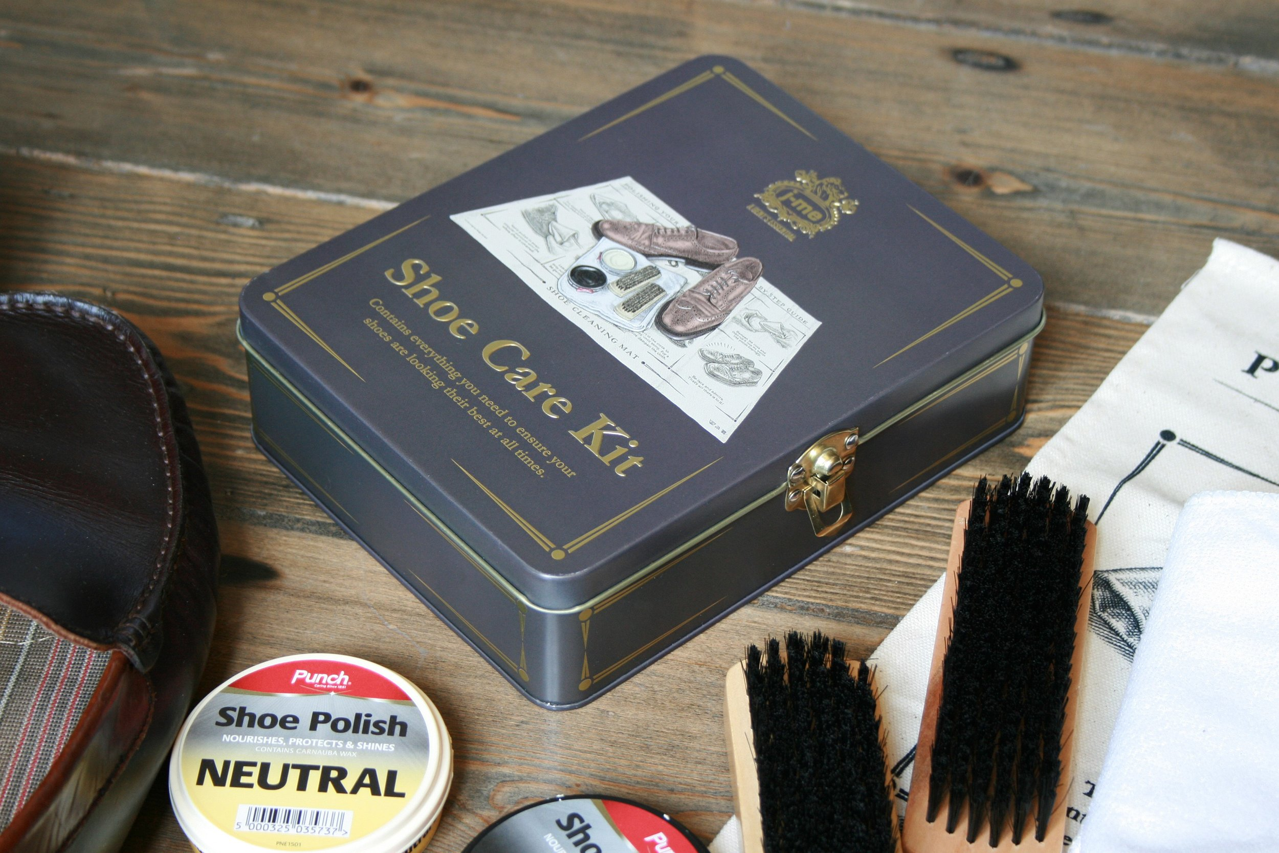 J-Me shoe care kit € 27,50