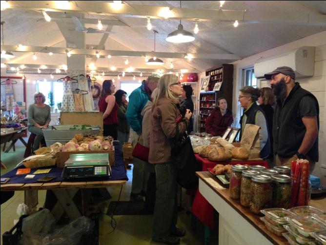 Winter Farmers' Market at Healthy Acadia's MDI FarmDrop Pick-ups