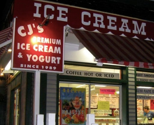 CJ's Ice Cream