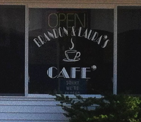 Brandon and Laura's Cafe