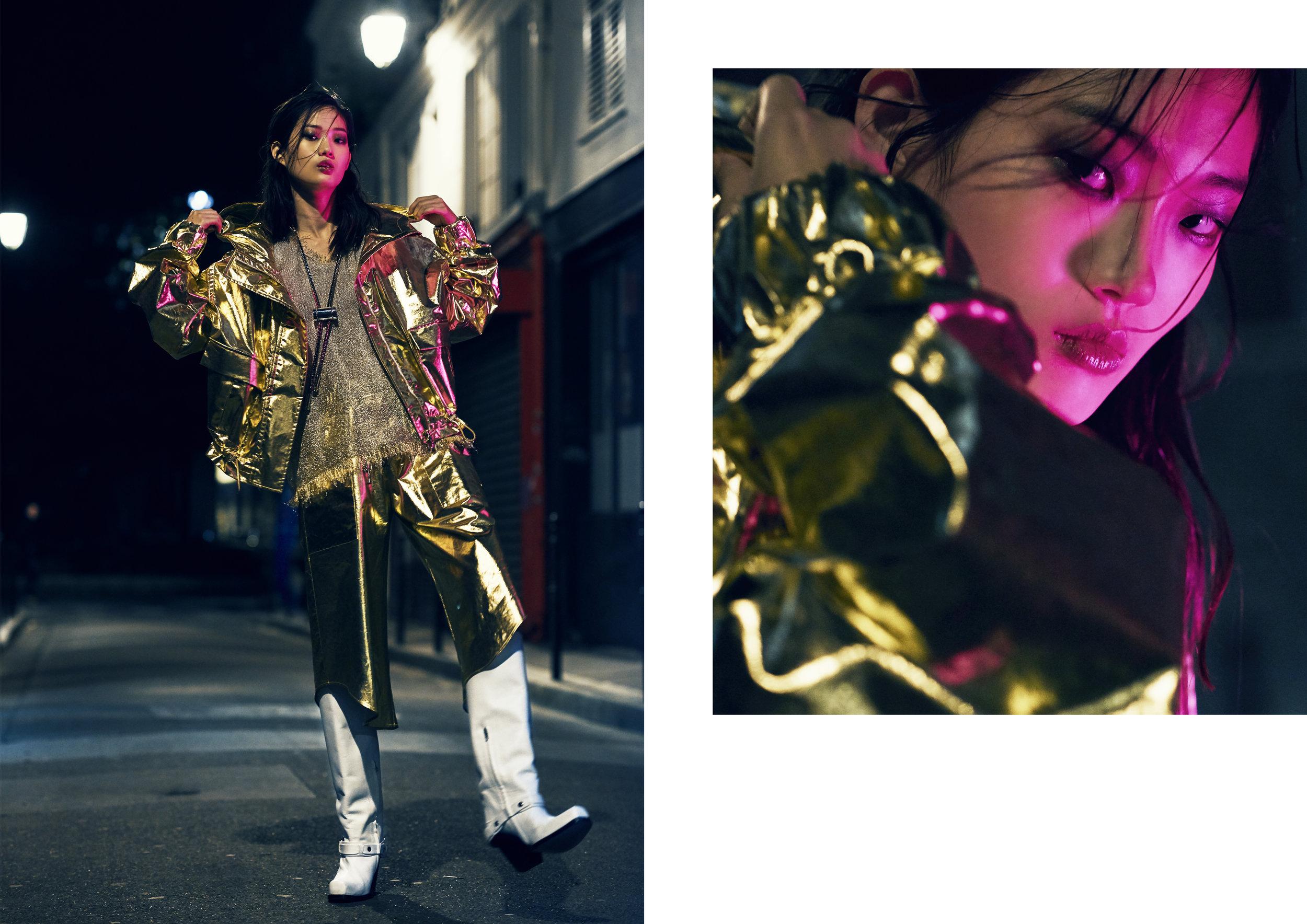 VOGUE KOREA - fashion editorial