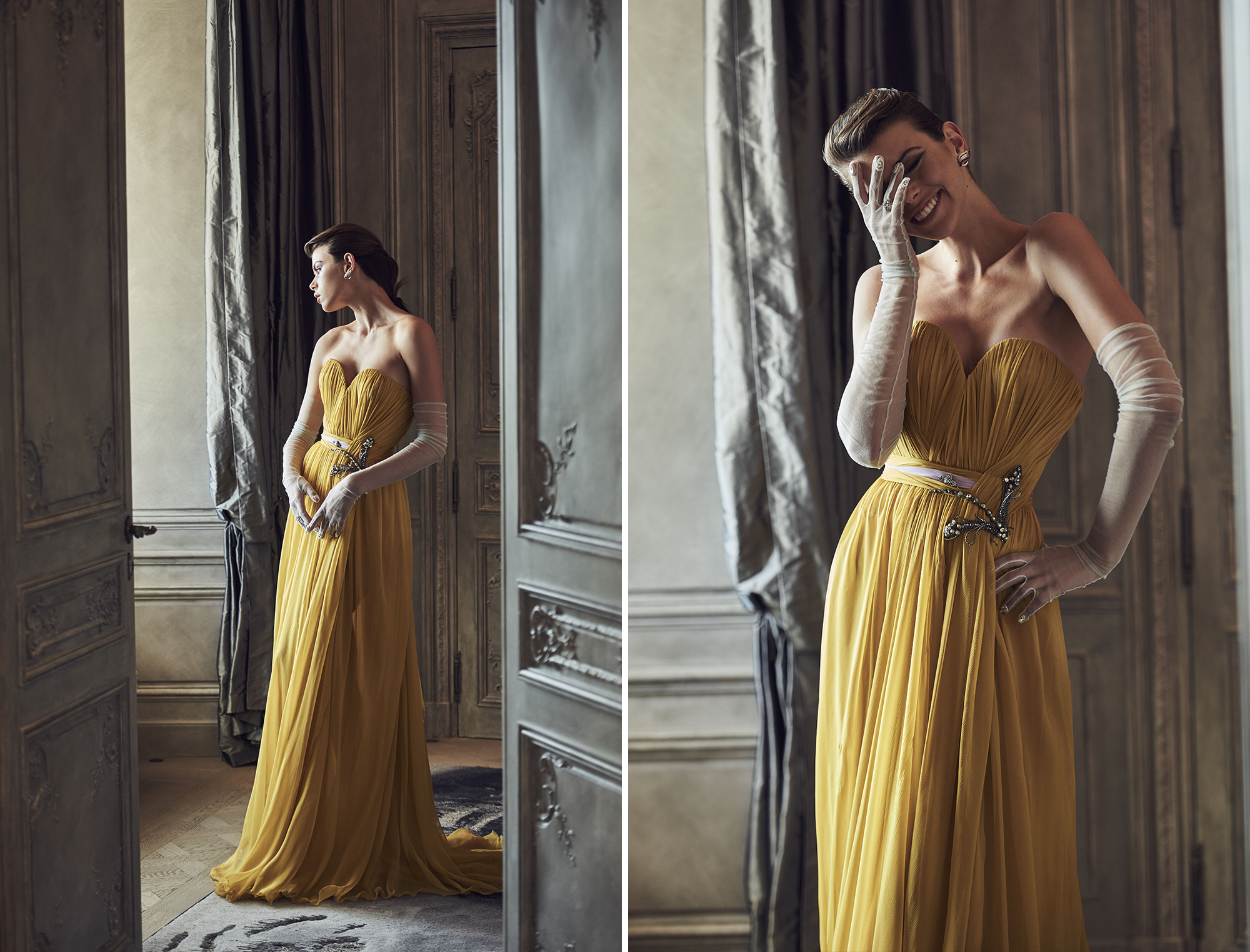 HARPER'S BAZAAR US  - The best looks from fall 2017 Haute Couture