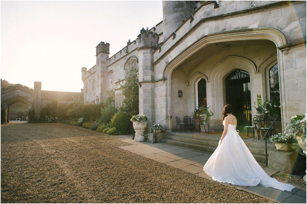 Wedding at Dundas Castle, Edinburgh