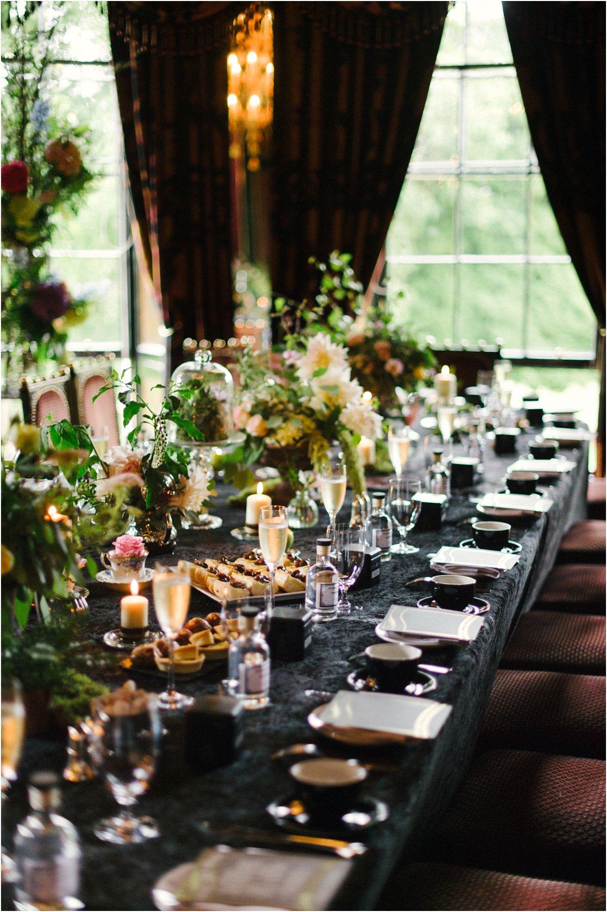 Destination wedding Prestonfield Scotland
